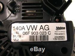 06f903023c Alternateur Valeo Volkswagen Tiguan 2.0 103kw 6m D 5p 09 Remplacement