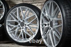 18 Roues D'Hiver Pouces Pour VW Caddy 3 4 2K 2KN Sirocco Touran Jantes En RW01