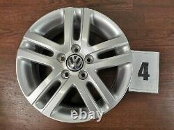 1x Alliage Original VW Golf 5 Plus Touran 1K0601025AS / Bn Atlanta 6,5Jx16 ET50