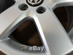 1x Alliage Original VW Golf 6 5 Plus Touran 1T0601025M Mugello 6,5Jx16 ET50
