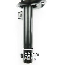 2x Amortisseurs avant + 2x Palier de Jambe + 2x Poussière VW Golf 5 A3 55MM