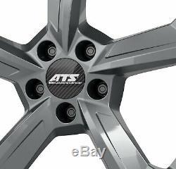 4 Jantes ATS Auvora 6.5Jx16 ET42 5x112 GRA pour VOLKSWAGEN Beetle Caddy Cross To