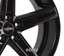 4 Jantes Oxigin 18 Concave 8.5x18 ET45 5x112 SW pour VW Beetle Eos Golf Plus Gol