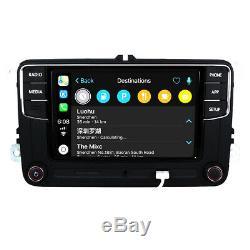 6.5Autoradio RCD330 187B CarPlay MirrorLink BT SD RVC Für VW Golf Passat Polo