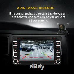 7Autoradio 2 din GPS DVD Bluetooth for VW GOLF 5 Plus PASSAT TOURAN TIGUAN POLO