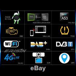 8-core Android 8.0 Dab+Autoradio Navi für PASSAT GOLF 5 SHARAN Touran SKODA SEAT