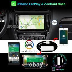 9 Android 10.0 Autoradio For VW Golf Passat Skoda Tiguan Touran T5 8-Core DAB+