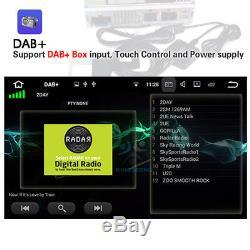 9 Android 7.1 DAB+ Autoradio GPS VW Golf Passat Touran Multivan T5 Tiguan Polo
