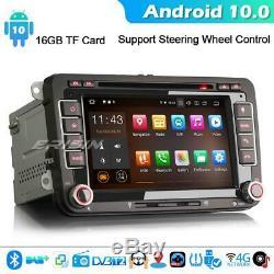 Android 10.0 Autoradio For VW Golf Passat Skoda Tiguan Touran T5 CarPlay DAB+DVD