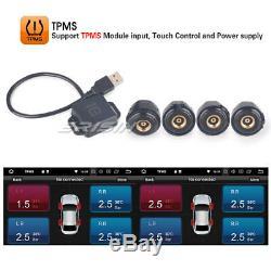 Android 8.1 Autoradio GPS For VW Skoda Seat Amarok Passat Golf Tiguan Polo Jetta