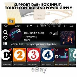 Android 8.1 DAB+Autoradio For VW T5 Seat Golf 5 6 Skoda Touran EOS TNT BT 83815