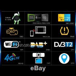 Android 8.1 GPS DAB+ TNT Autoradio VW Passat Golf Polo Tiguan Jetta Touran Wifi