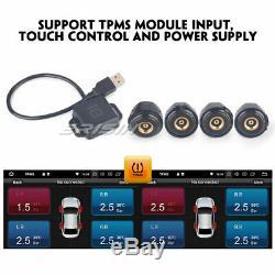 Android 9.0 DAB+Autoradio For VW Seat Skoda Golf Sharan Touran Fabia TNT Cam4848