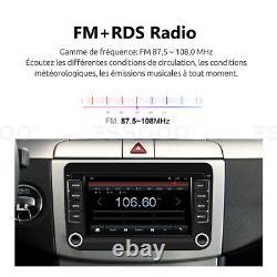 Android 9.1 AUTORADIO GPS NAVI RDS 2 DIN For VW GOLF 5 6 Plus Touran Tiguan Polo
