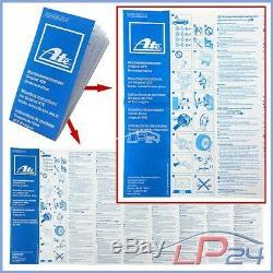 Ate Kit De Frein + Ceramic Plaquettes Avant Skoda Superb 3t 08- Yeti 5l