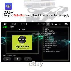 Autoradio For VW Seat Skoda Golf T5 Passat Touran Polo Android 7.1 DAB+OBD 3491F