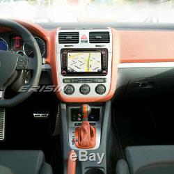 Autoradio For VW Touran Golf 5 Passat Sharan Tiguan Jetta Bora Seat LEON Skoda