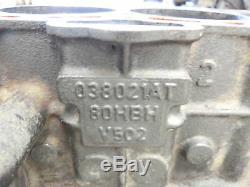 Bloc moteur MOTEUR pour Audi A3 8P 03-06 038021AT