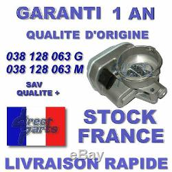 Boitier Papillon 038128063G VW GOLF 5 plus variant TOURAN 1.9 TDI 2.0 TDI 140