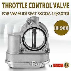 Boîtiers papillon for 038128063G 038128063L 038128063M VW Touran 1.9 TDI 2.0 TDI