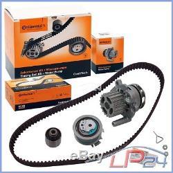 Contitech Kit De Distribution+5l Castrol 5w-30 LL Audi A3 8l 8p 1.9 2.0 00-08