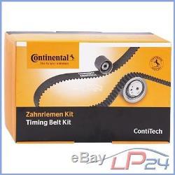Contitech Kit De Distribution Audi A4 8e B6 B7 1.9 2.0 Tdi 00-09