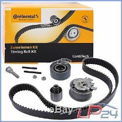 Contitech Kit De Distribution Vw Jetta 3 1k 05-10 Touran 1t 03-10 2.0 Tdi