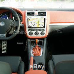 DAB+ 9 Android 9.0 Autoradio For VW Golf Passat Skoda Tiguan Touran 8-Core DSP