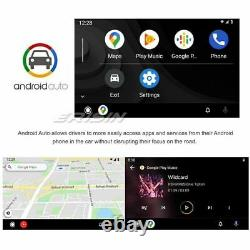 DAB+Android 10 Autoradio OPS 4GB RAM GPS For VW Passat Golf 5 Polo Tiguan Touran