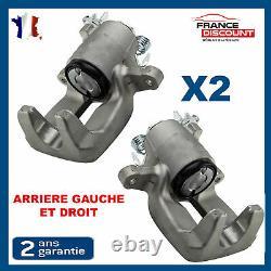 Etrier De Frein Arriere Gauche + Droit Golf 5 6 Touran = 1k0615423 1k0615424