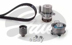 GATES Kit de distribution avec pompe à eau Pour AUDI A3 A4 KP55569XS-1