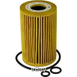 Huile Moteur 5 L Mannol 5W-30 Break Ll + Mann-Filter VW Golf Plus 5M1 521 1.6