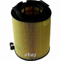 Huile moteur 5L MANNOL Elite 5W-40 + Mann-Filter filtre VW Touran 1T3 1.2 TSI
