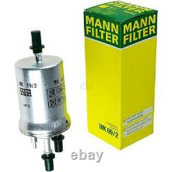 Huile moteur 5 L MANNOL 5W-30 Combi LL+MANN-FILTER VW Golf Plus 5M1 521 1.6