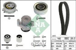 INA Pompe à eau + kit de courroie distribution (530 0550 32)