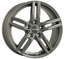 Jantes Carmani 14 Paul 6.5x16 ET42 5x112 HYP pour VW Beetle Caddy Eos Golf Plus