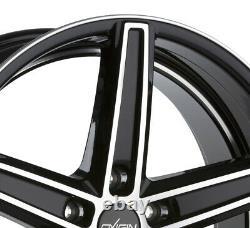 Jantes Oxigin 18 Concave 7.5x17 ET35 5x112 SWFP pour VW Arteon Beetle Bus T4 Cad