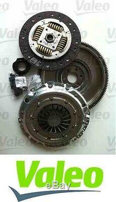KIT EMBRAYAGE 4P + VOLANT MOTEUR VALEO VW GOLF PLUS 1.6 TDI 90ch