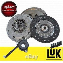 Kit D'embrayage + Volant Moteur Luk 2.0tdi Audi / Vw / Seat 2.0tdi Bkd 140 Ch