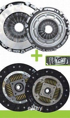 Kit D'embrayage + Volant Moteur Valeo Modif. Audi A3 1.9 Tdi 105 Ch 05/03-05/10
