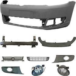Kit Pare-Chocs+Transporteur+Accessoire+Brouillard Pour VW Caddy Touran
