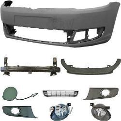 Kit Pare-Chocs avant +Transporteur+Accessoire+Brouillard VW Caddy VW Touran 1T3