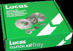 Kit d'embrayage LUCAS LKCA600114 pour POLO, GOLF, TOURAN, A3, A1, PASSAT, LEON