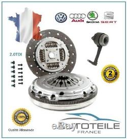 Kit d'embrayage rigide + Butée VW TOURAN 2.0TDI de 02/2003 à 05/2010 835153