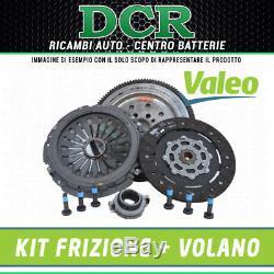 Kit embrayage et volant moteur VALEO 837397 VOLKSWAGEN EOS 1F7,1F8 2.0 TDI 140CV