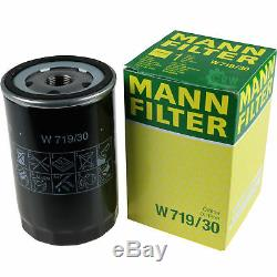 Liqui Moly 5L 5W-30 Huile + Mann-Filter pour VW Golf V 1K1 Plus 5M1 521 2KB 2KJ