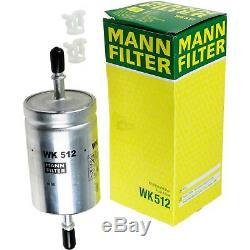 Liqui Moly 5L 5W-40 Huile Moteur + Mann-Filter Filtre VW Touran 1T1 1T2 1.6 FSI