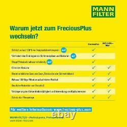 MANNOL 5L Extreme 5W-40 huile moteur + Filtre VW Touran 1T1