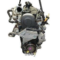 Moteur Avq Bkc 1,9TDI Avec Turbo VW Caddy 2K Golf 5 Passat 3C Touran 1T Audi A3