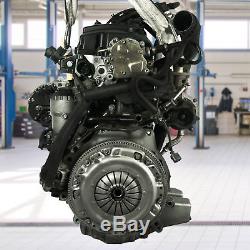 Moteur Azv 2.0 Tdi VW Golf V 5 Plus Passat Touran Audi A3 Utilisé Complet